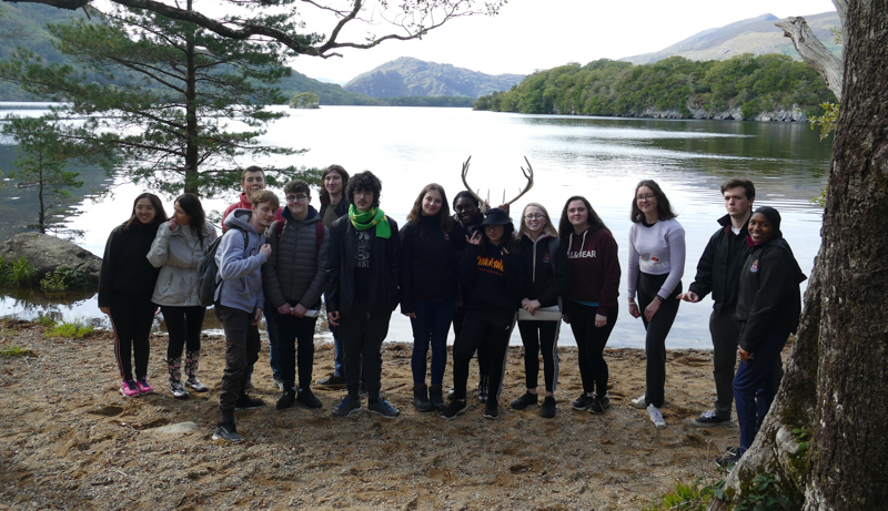 Killarney – Biology Field Trip