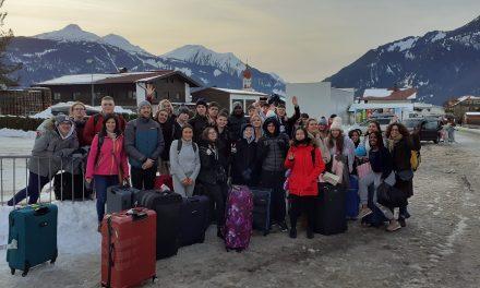 CCO Ski Trip 2020