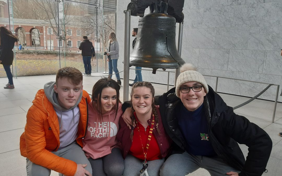Philadelphia, Liberty Bell &  the Philadelphia Museum of Art