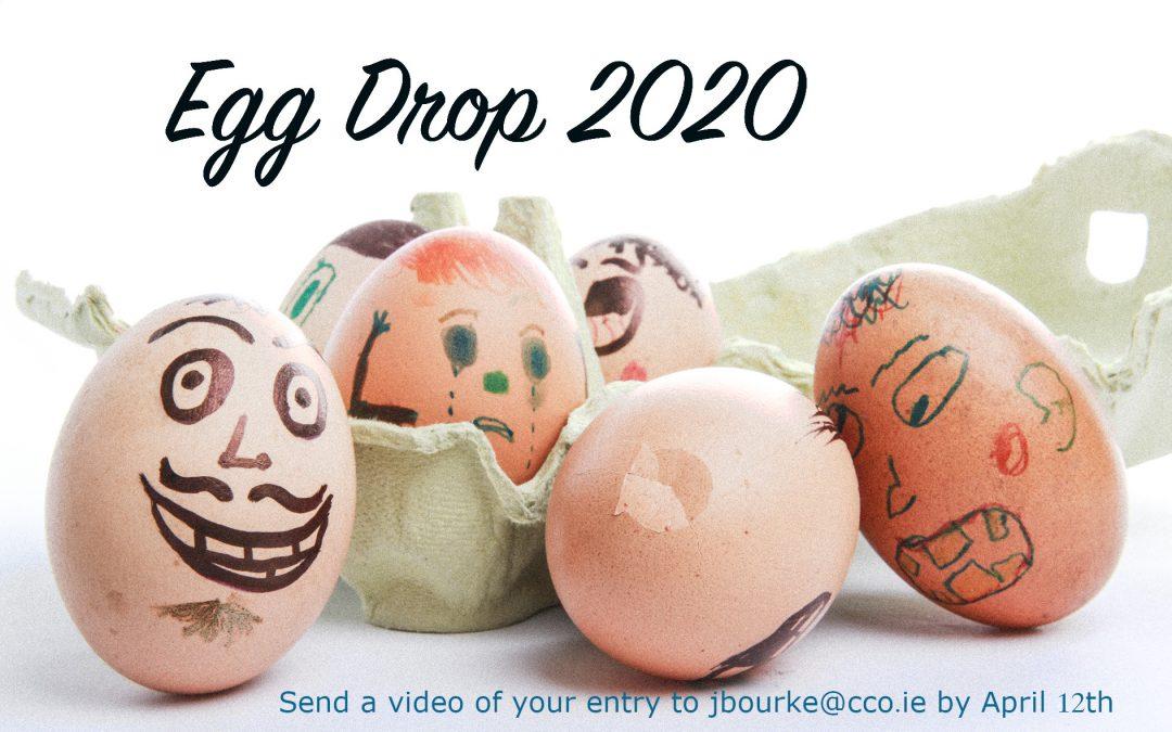 EGG DROP 2020