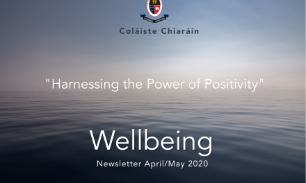 Wellbeing Newsletter