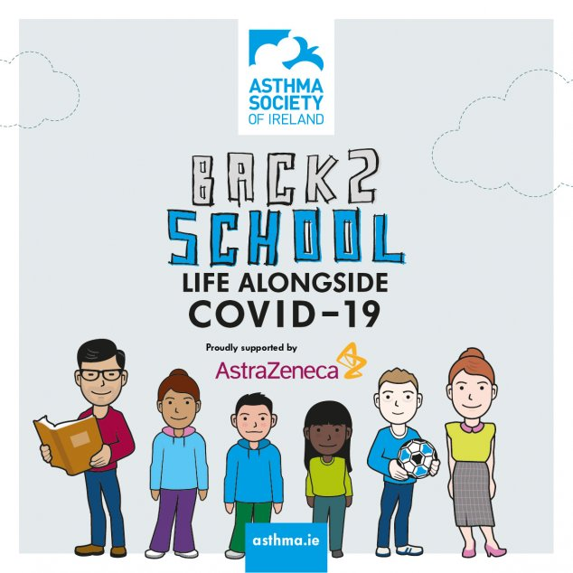 Asthma Society – Back to School Information