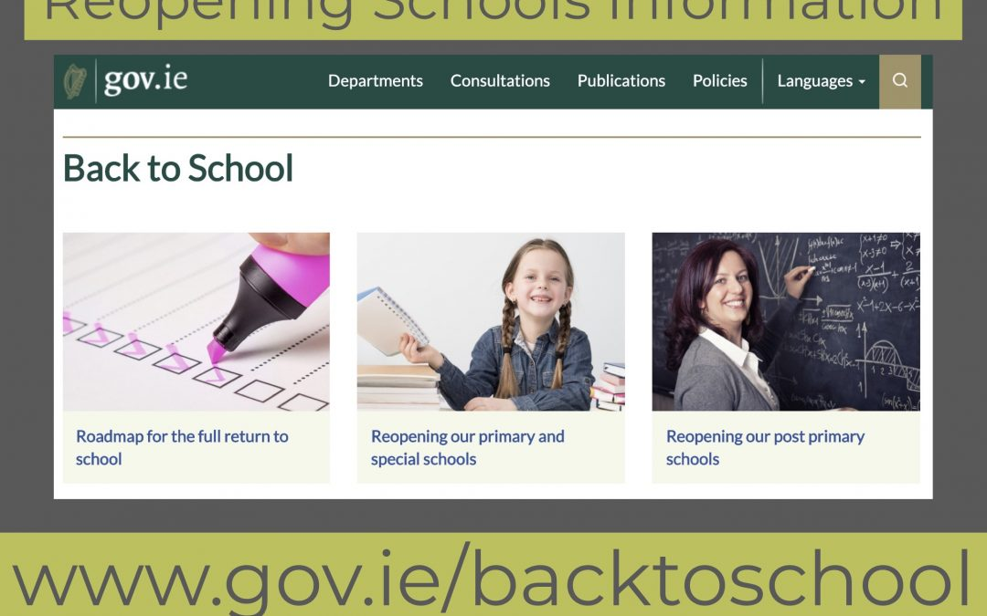 COVID-19: Your questions answered about returning to school