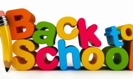 Return to school dates