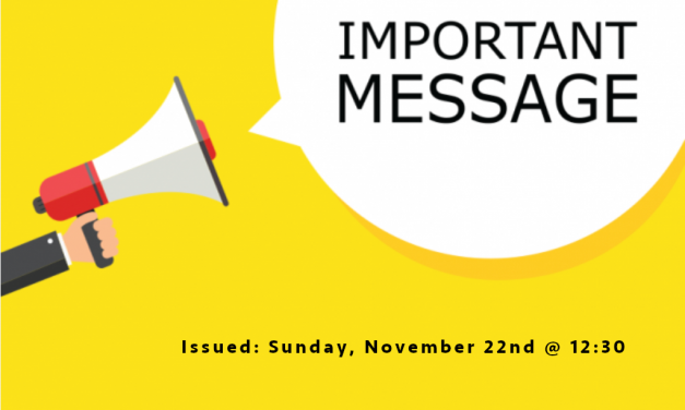 Important Parent Letter from HSE – November 22nd