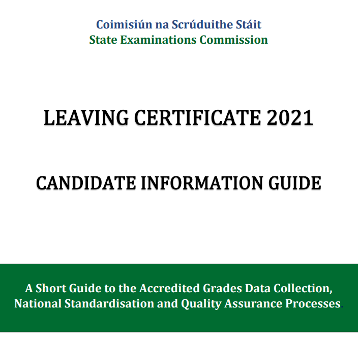 LC 2021 Accredited Grades Quality Assurance
