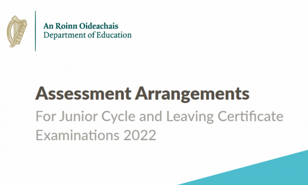Arrangements for State Examinations 2022