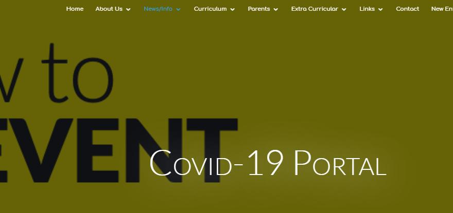 COVID-19 Portal